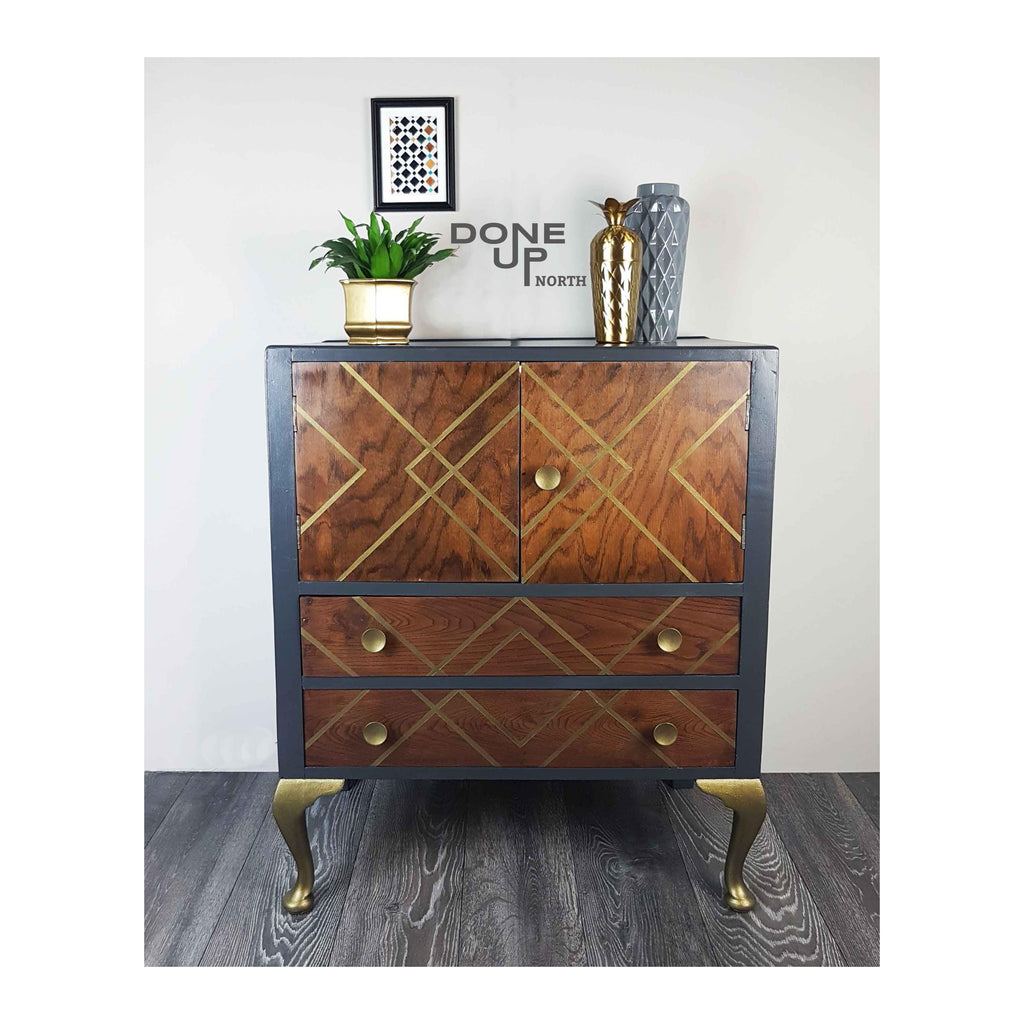 cabinet perfectly this polished vintage works metal furniture wood filing