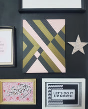 Make your own Geometric Wall Hanging - Friday 28th June