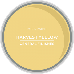 General Finishes - Milk Paint  Harvest Yellow