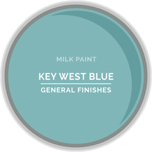 General Finishes - Milk Paint Key West Blue