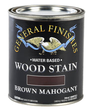 General Finishes Water Based Wood Stains - 473ml (All colours)