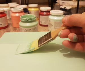 Intro to furniture painting workshop - Thursday 28th March