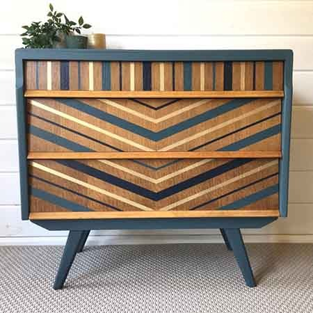 Learn Cutting Edge Furniture Refinishing with Done up North,