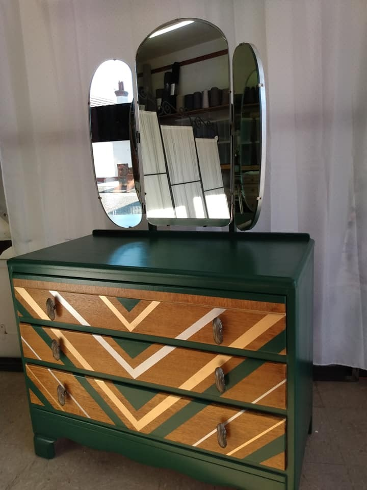 Learn Cutting Edge Furniture Upcycling with Done up North,