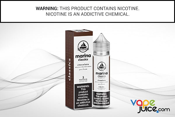 CHOCOLATE DONUTS BY MARINA VAPE