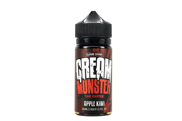THE CARTER AKA APPLE KIWI BY CREAM MONSTER 100ML