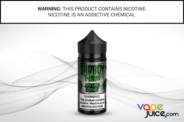 KEYLIME COOKIE BY SADBOY E LIQUID