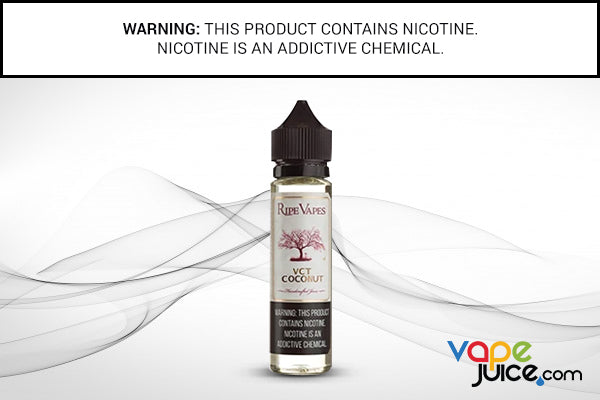 VCT COCONUT BY RIPE VAPES 60ML