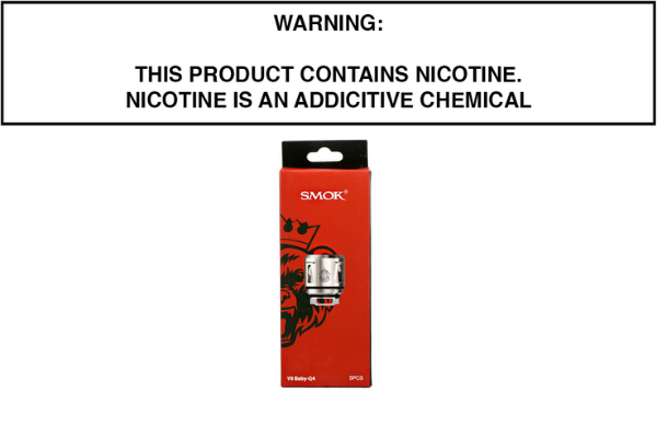 SMOK V8 BABY Q4 REPLACEMENT COILS