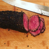 FLAVOR SEED - Bullseye Organic Venison and Wild Game Rub