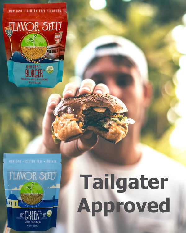 The Tailgater Spice Set