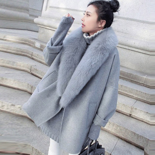 Casual Party Coat Parka