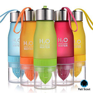 H2O Infusion Water Bottle