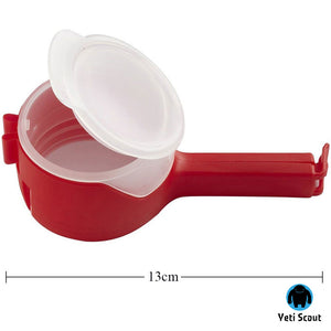 Seal and Pour® - Food Storage Clip