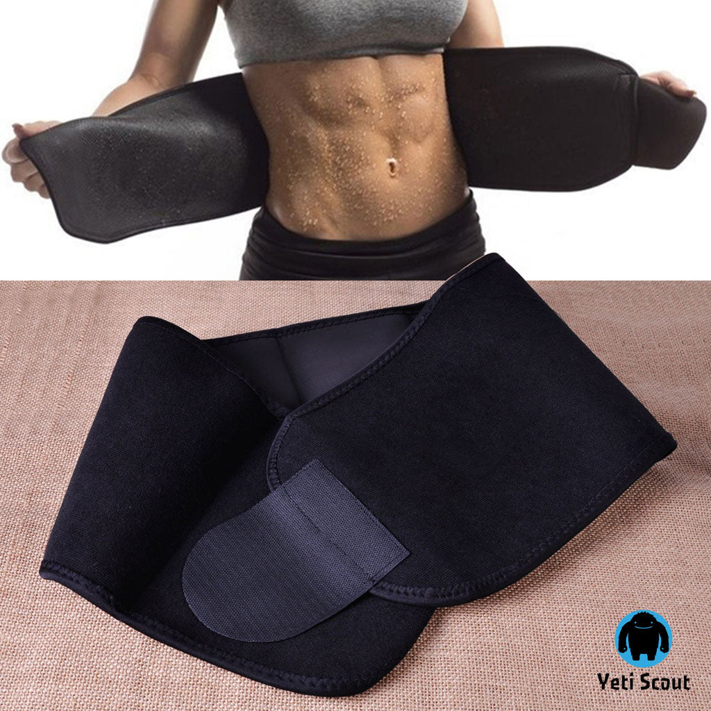 Tummy Slimming Sweat Band
