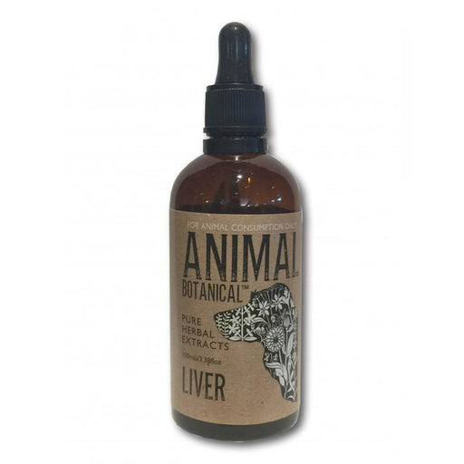 Canine Liver Pure Herbal Extracts-Naturopet