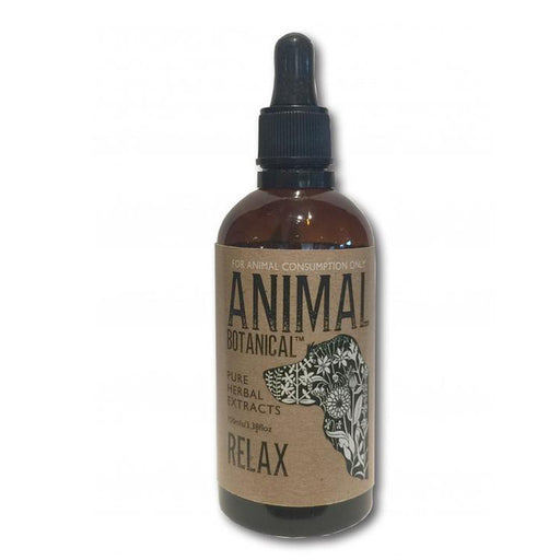 Pure Herbal Extracts Canine Relax-Naturopet