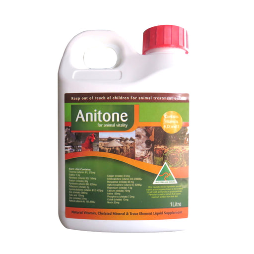 Anitone liquid animal supplement - Naturopet