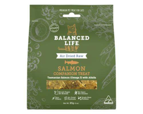 Balanced Life Salmon Treats for Cats-Balanced Life - Naturopet
