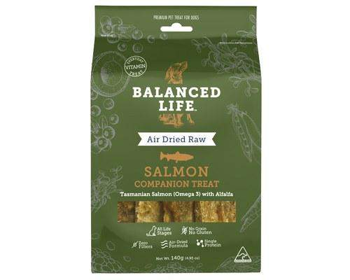 Balanced Life Companion Treats for Dogs – Salmon