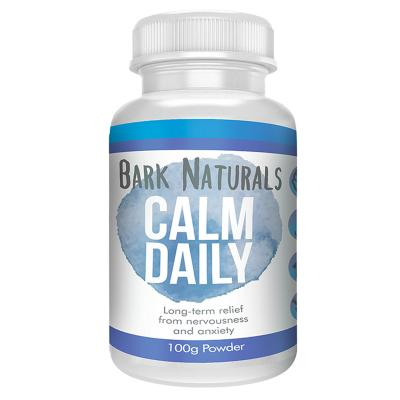 Bark Naturals Calm Daily Powder For Dogs 100g | Naturopet