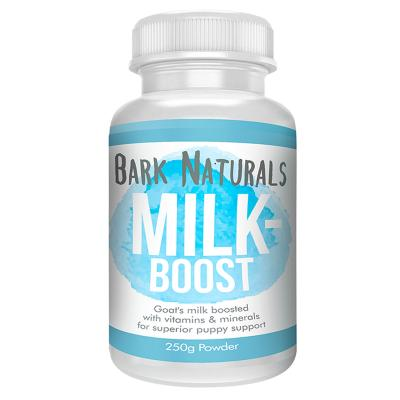 Bark Naturals Milk Boost - Goat Milk Powder for Puppies 250g | Naturopet