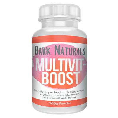 Bark Naturals Multivit Boost Powder For Dogs 300g | Naturopet