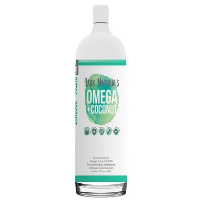 Bark Naturals Omega And Coconut Oil For Dogs 500ml | Naturopet