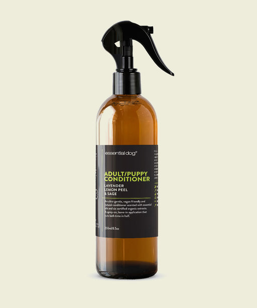 Essential Dog Adult and Puppy Conditioner 250ml 500ml