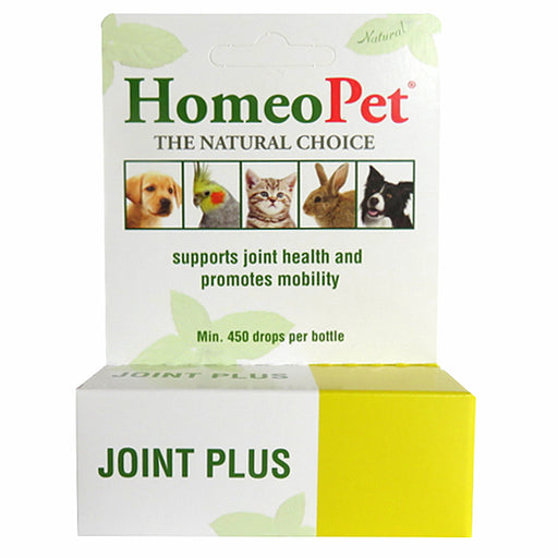 Homeopet Joint Plus For Dogs And Cats 15ml