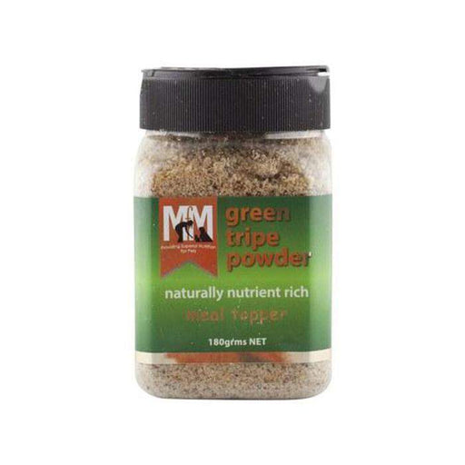 Meals For Mutts Green Tripe Powder - Meals For Mutts - Naturopet