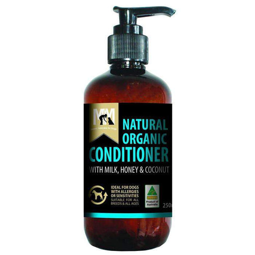 MfM Natural Organic Conditioner - Meals For Mutts - Naturopet