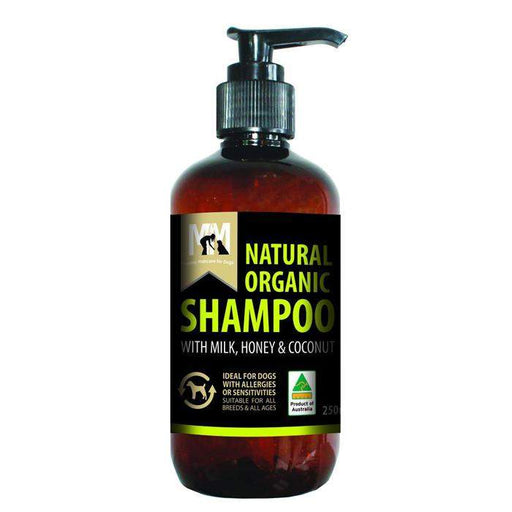 MfM Natural Organic Shampoo Meals For Mutts Naturopet