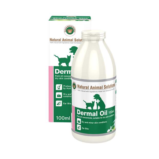 Natural Animal Solutions Dermal Oil-Natural Animal Solutions-Naturopet
