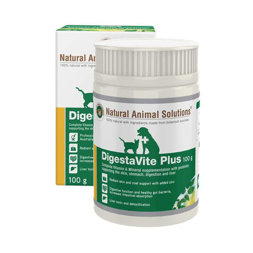 Natural Animal Solutions DigestaVite Plus-Natural Animal Solutions-Naturopet