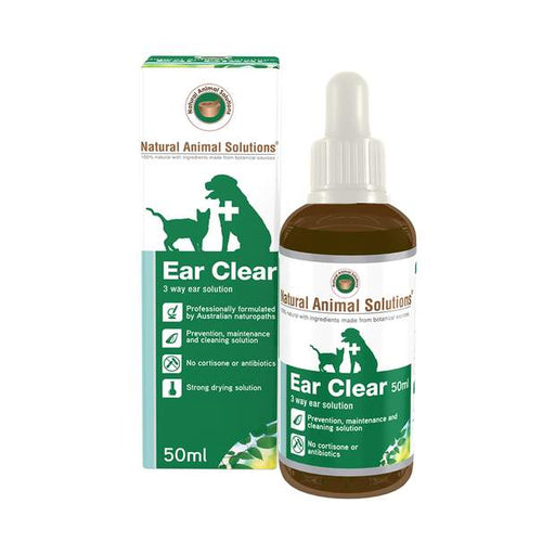 Natural Animal Solutions Ear Clear - Naturopet