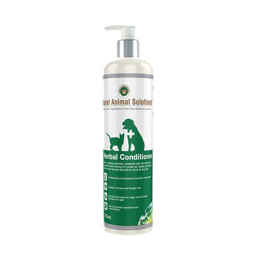 Natural Animal Solutions Herbal Conditioner - Naturopet