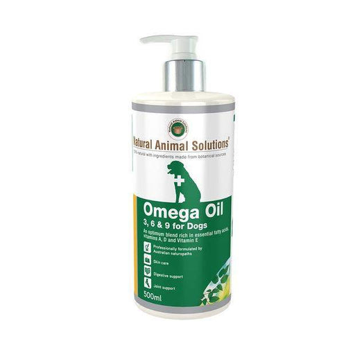 Best Omega 3 oil for dogs