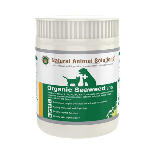Natural Animal Solutions Organic Seaweed-Natural Animal Solutions-Naturopet