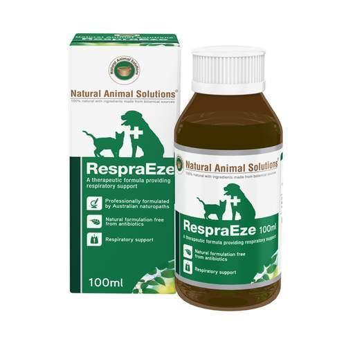 Natural Animal Solutions RespraEze - Naturopet