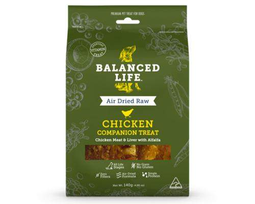 Balanced Life Chicken Treats for Dogs-Balanced Life - Naturopet