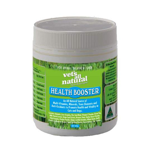 Vets All Natural Health Booster - Naturopet