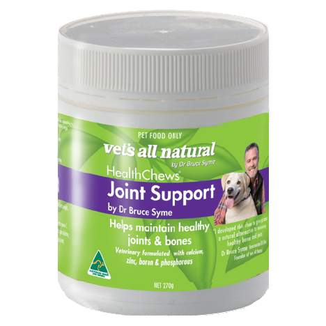 HealthChews Joint Support-Vets All Natural-Naturopet
