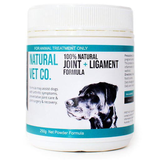 Natural Vet Co 100% Natural Joint & Ligament Formula