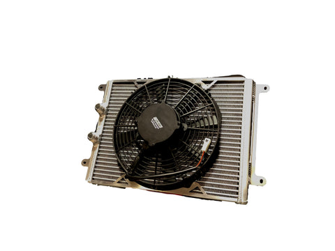 DB-30404-SLM Super Late Model Oil Cooler