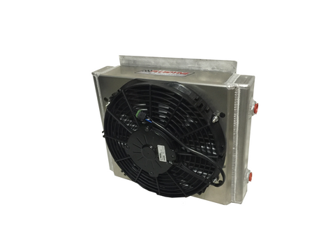 DB-30613 2-Pass Oil/Trans Cooler