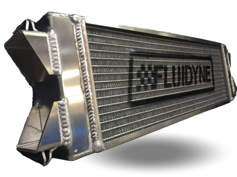 FHP35-COB-HX 5-Row Cobra Heat Exchanger