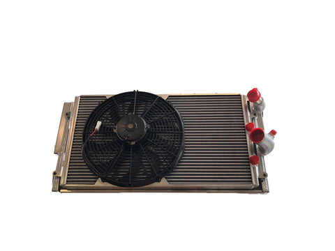 K&N LCG 2-Pass Radiator & Oil Cooler
