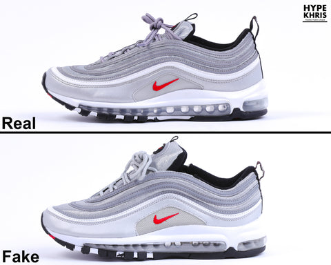 best loved 7658a 47d7f Real VS Fake Air Max 97 OG ...