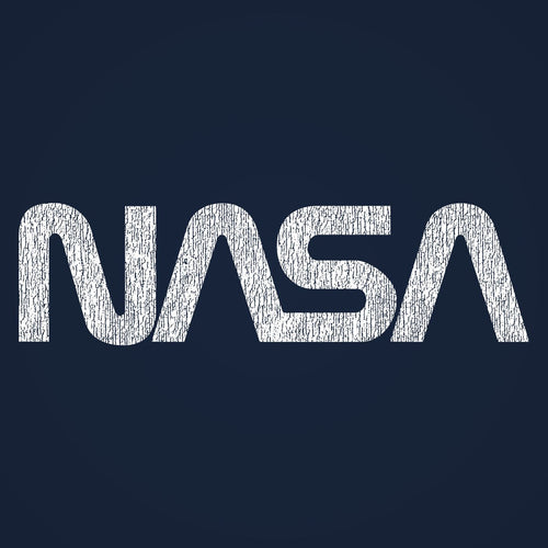 Retro Nasa Logo Tank Top